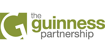The Guiness Partnership logo