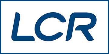 London & Continental Railways Limited (LCR) logo