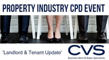 CPD Event – Landlord & Tenant Update