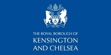 The Royal Borough of Kensington & Chelsea logo