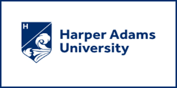 Harper Adams University College logo