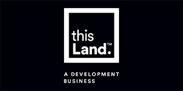 This Land logo