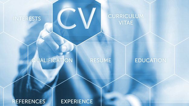 How to write a CV for roles in commercial property